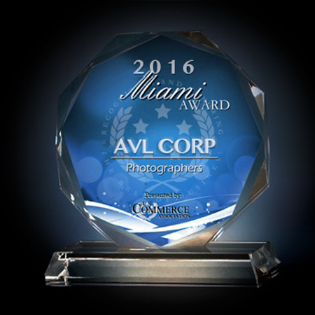 2016 Best Businesses Miami Award